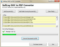 SoftLay Doc to PDF