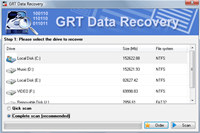 GRT Recover FAT