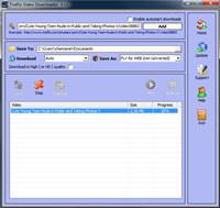 Tnaflix Video Downloader screenshot medium