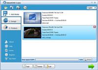 Boilsoft DVD Creator