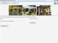 Pergola Design  Upsell Page Maker