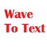 Ultra Wave To Text Component
