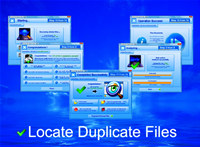 Locate Duplicate Files screenshot medium