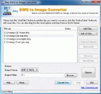 DWG to JPG Converter - 2010.11.1