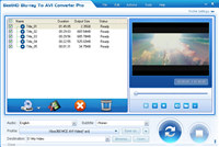 Blue-ray To AVI Converter