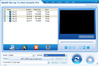 Blue-ray To iPod Converter