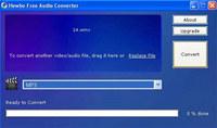 Hewbo Free Audio Converter