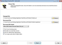 Inbox Repair Tool for PST