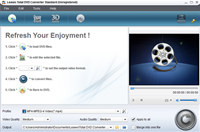 Leawo Total DVD Converter Standard