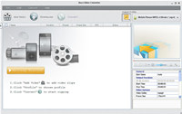 Aura Free Video Converter screenshot medium