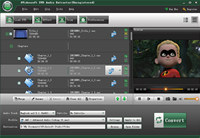 4Videosoft DVD Audio Extractor screenshot medium