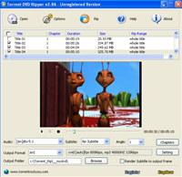 Torrent DVD Ripper