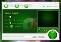 Doremisoft DVD to Flash Converter screenshot medium
