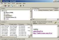 Itel Email Client screenshot medium