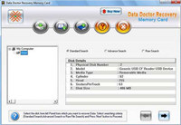 Pro Duo Memory Stick Files Recovery Tool