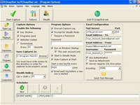PCSnapShot Keylogging Software