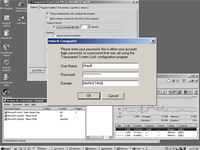 Transparent Screen Lock PRO for WinNT/2000/XP/2003