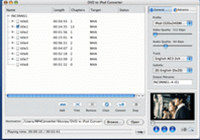 Best DVD to iPod Converter for Mac OS