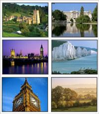 England Screensaver 1
