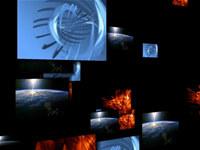AVS Flying Images ScreenSaver