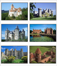 Castles Screensaver 2