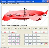 Fornux Calculator Student Edition screenshot medium