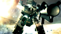 Armored Core 4 Screensaver (PS3)