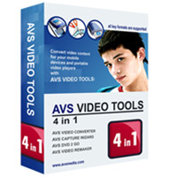 AVS Video Tools pro