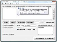 Join text files combine and merge csv files into one from multiple files Software!