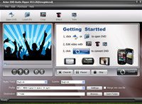 Acker DVD Audio Ripper
