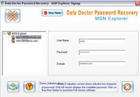 MSN Explorer Password Revealer