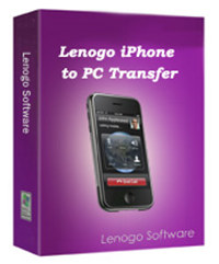 Lenogo iPhone to PC Transfer pro