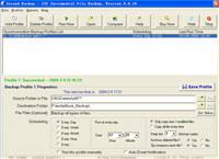 ZIP Incremental File Backup