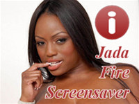 Jada Fire Spicy Screensaver screenshot medium