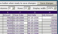 BadBlue Excel Web Spreadsheet Collaboration Server
