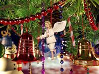 Christmas Bells 3D Screensaver