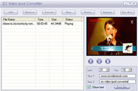 EZ Video iPod Converter