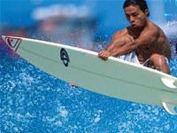 Free Surf Screensaver