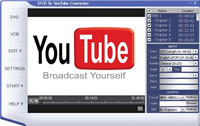 CNC DVD To You Tube Converter screenshot medium