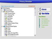PC History Shredder