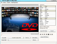DVD to Apple TV Video Suite