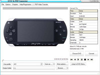 DVD to PSP Video Suite