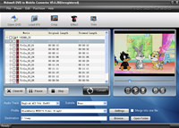 Nidesoft DVD to Mobile Converter