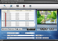Nidesoft DVD Audio Extractor