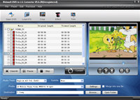 Nidesoft DVD to LG Converter screenshot medium