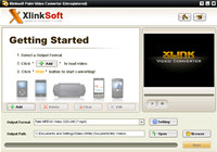 Xlinksoft Palm Converter screenshot medium