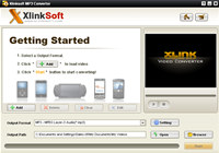 Xlinksoft MP3 Converter