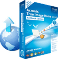 Acronis True Image Home 2010 Netbook Edition screenshot medium