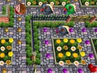 3D Dragon Maze Game