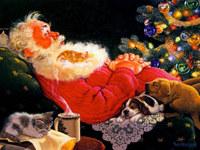 Free Good Santa Screensaver